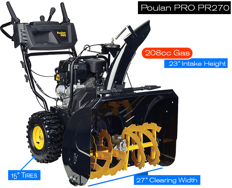 Best Two Stage Snow Blower | Reviews