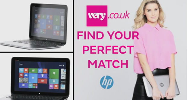 HP & Very.com