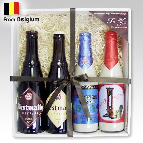 人気ベルギービールセット