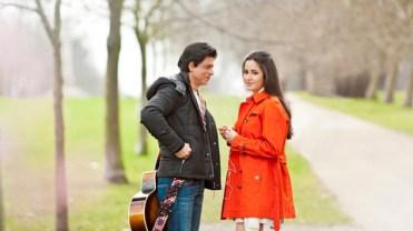 Shahrukh and Katrina
