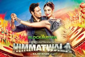 posters of Himmatwala 2013