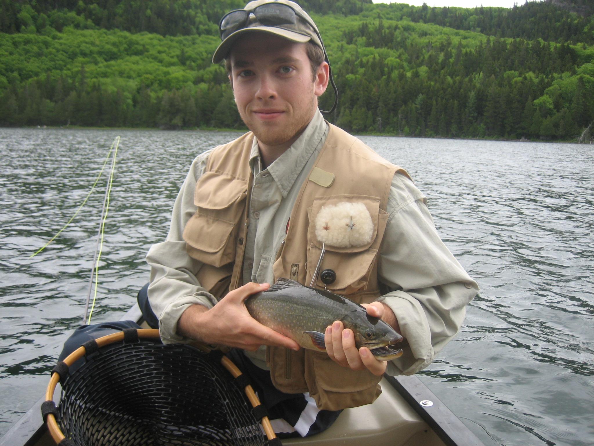 Jason author at chandler lake camps for Fish at 30 lake
