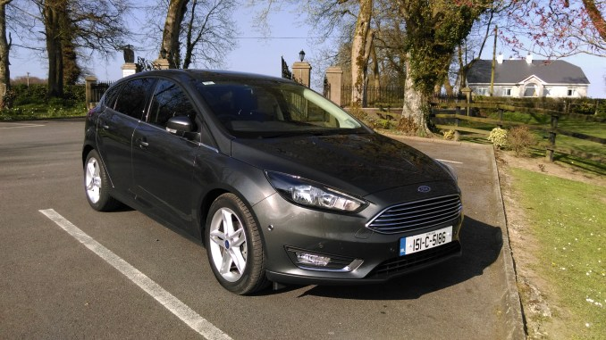Ford Focus Road Trip Cavan