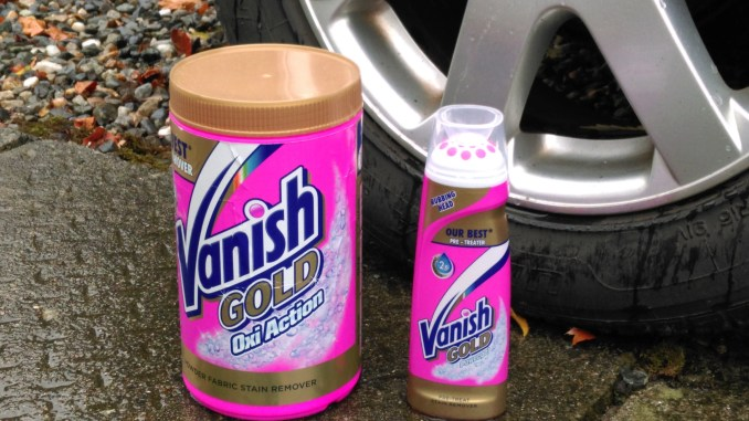vanish product review