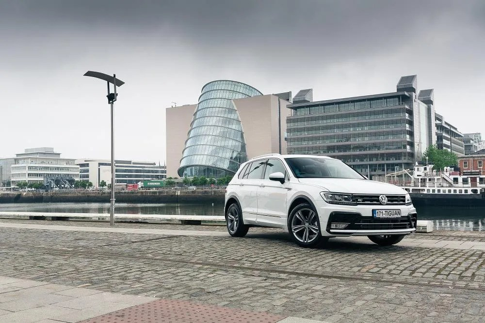 New Engine For Volkswagen Tiguan