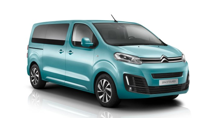 Citroen SpaceTourer MPV