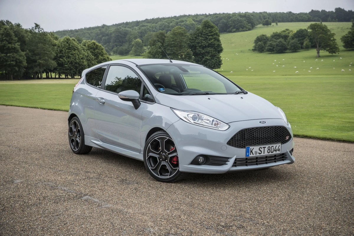 Ford Fiesta ST200 Arrives In Ireland