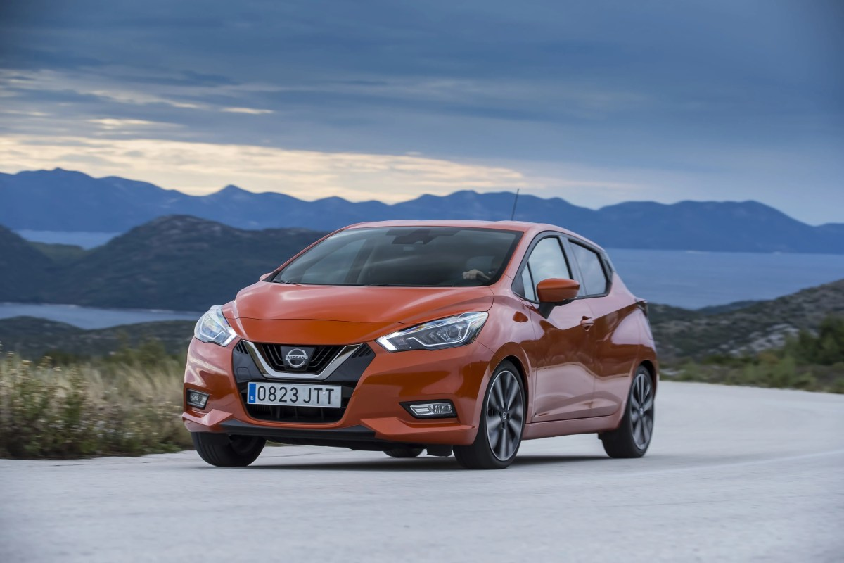 Pricing And Specs For New Nissan Micra