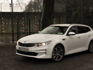 Kia Optima SW Review Ireland