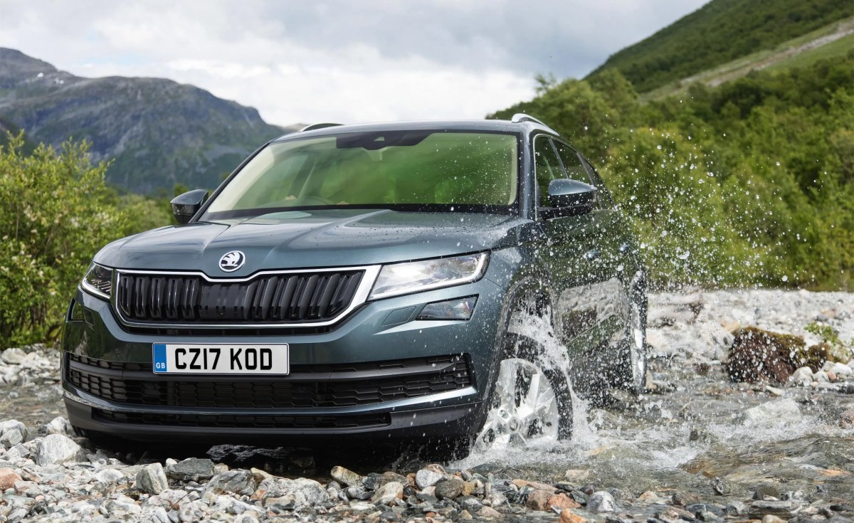 Irish Pricing And Specs For Skoda Kodiaq