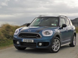 MINI Cooper S Countryman Review Ireland