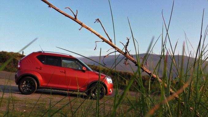 2017 Suzuki Ignis Review Ireland