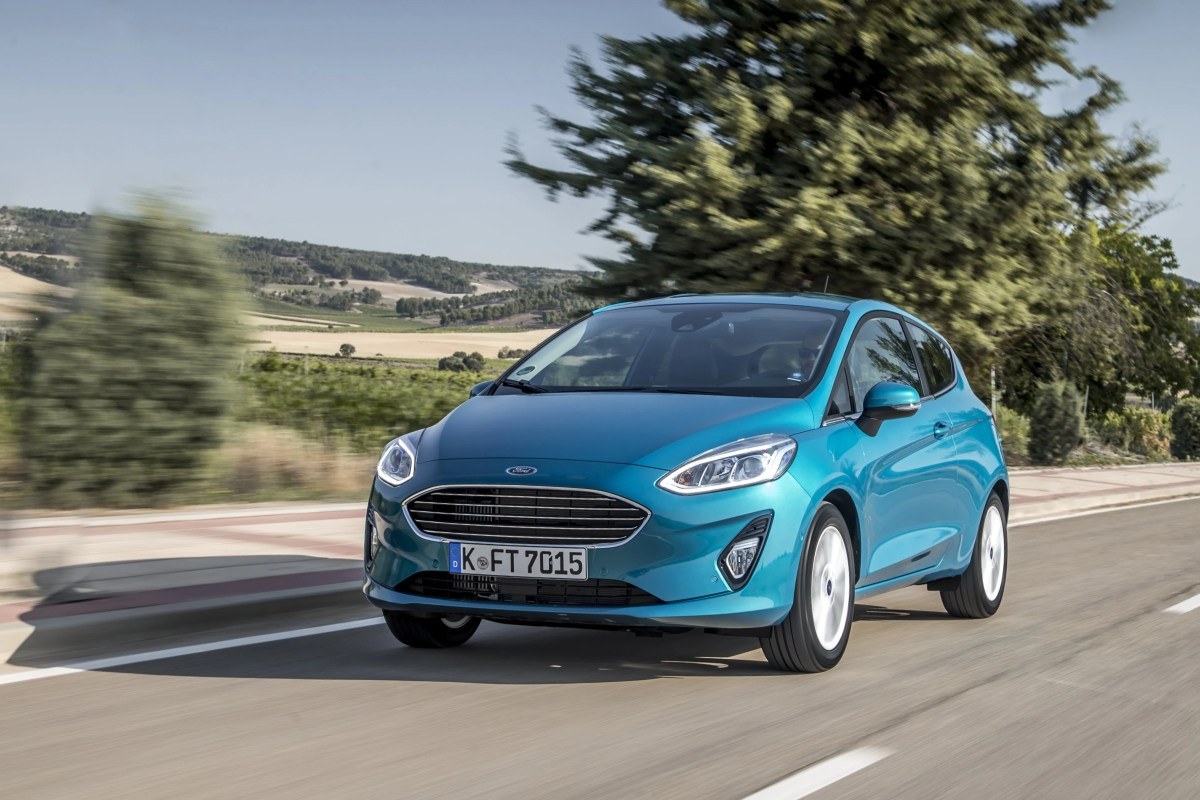 Ford Fiesta International First Drive Review