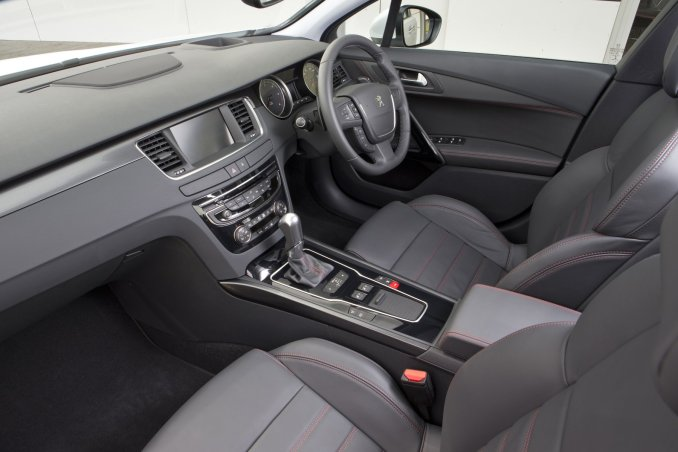 Peugeot 508 RXH Ireland Review