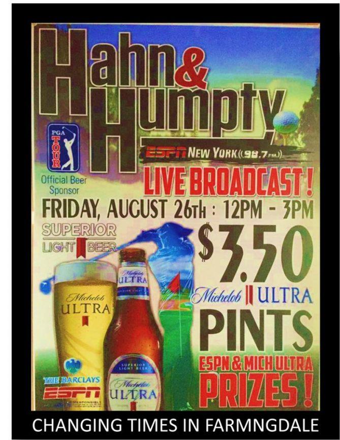 Hahn & Humpty Live