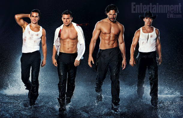 Channing Tatum s  Magic Mike  The Musical  is Coming to Broadway     Magic Mike  The Musical