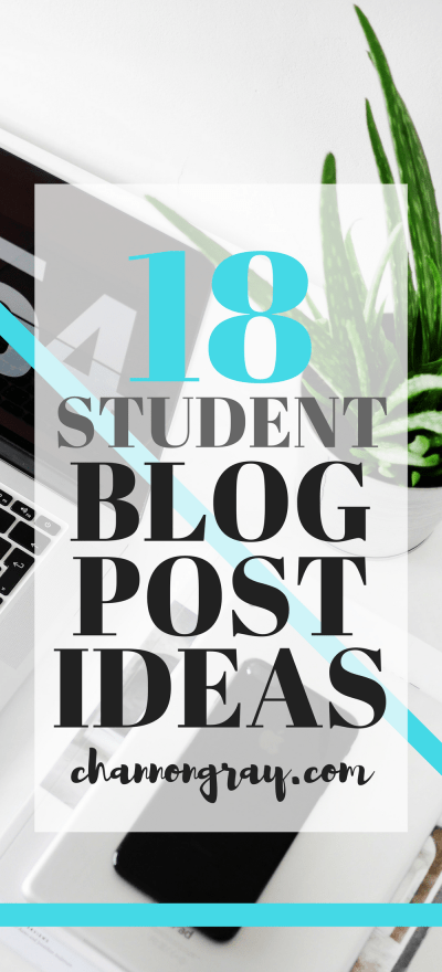 18 Informative Student-Inspired Posts You'll Want to Blog ...