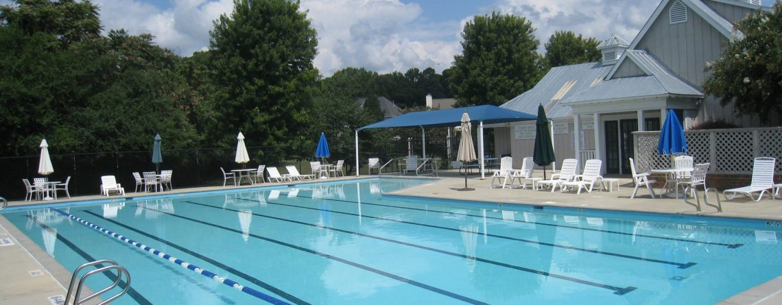Chapel Hill Neighborhoods with a Community Pool