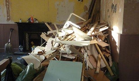 Big rubbish pile of doom!