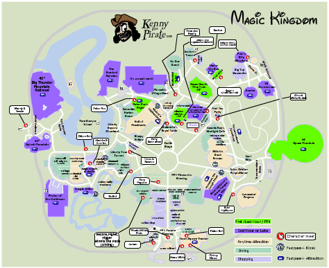 2015 Map Of Magic Kingdom | Search Results | Calendar 2015
