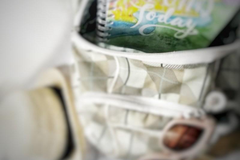 Inside My Adventure Bag!