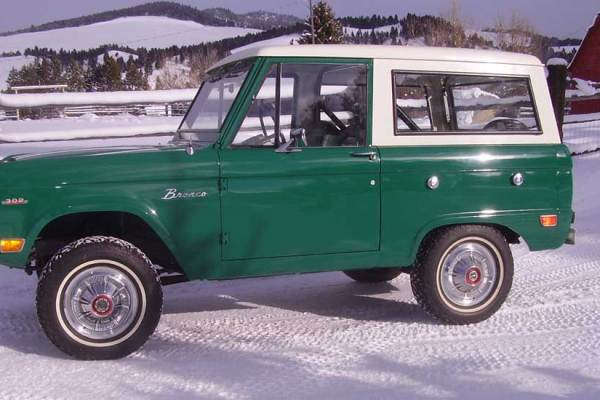 Classic 4×4 Trucks That We Love