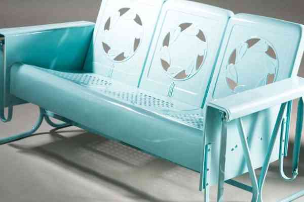 Go Vintage for Quality Outdoor Furniture