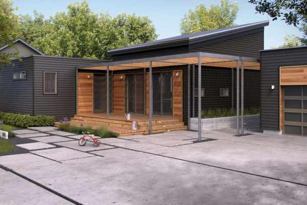 New in Prefab: The Breeze Aire from Blu Homes