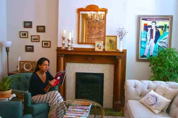 Welcome to the Richmond House: Lessons in Lighting and Feng Shui