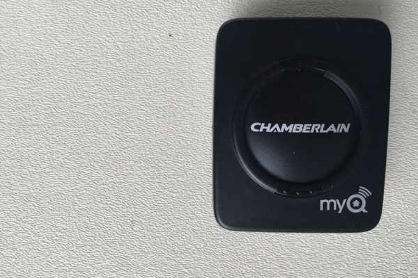 Open and Close Your Garage Door from Your Smartphone with Chamberlain MyQ