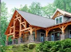 timber-frame-home - 1