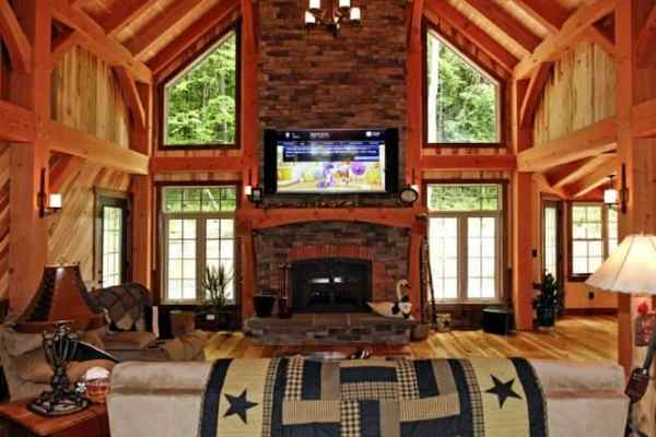 timber-frame-home - 11