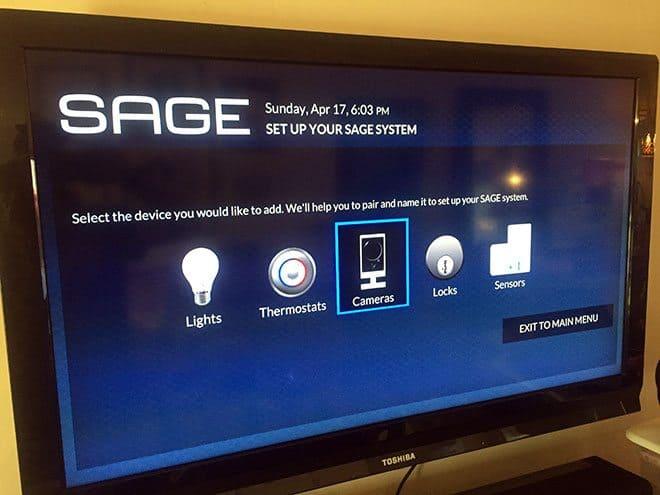 Sage-TV-setup