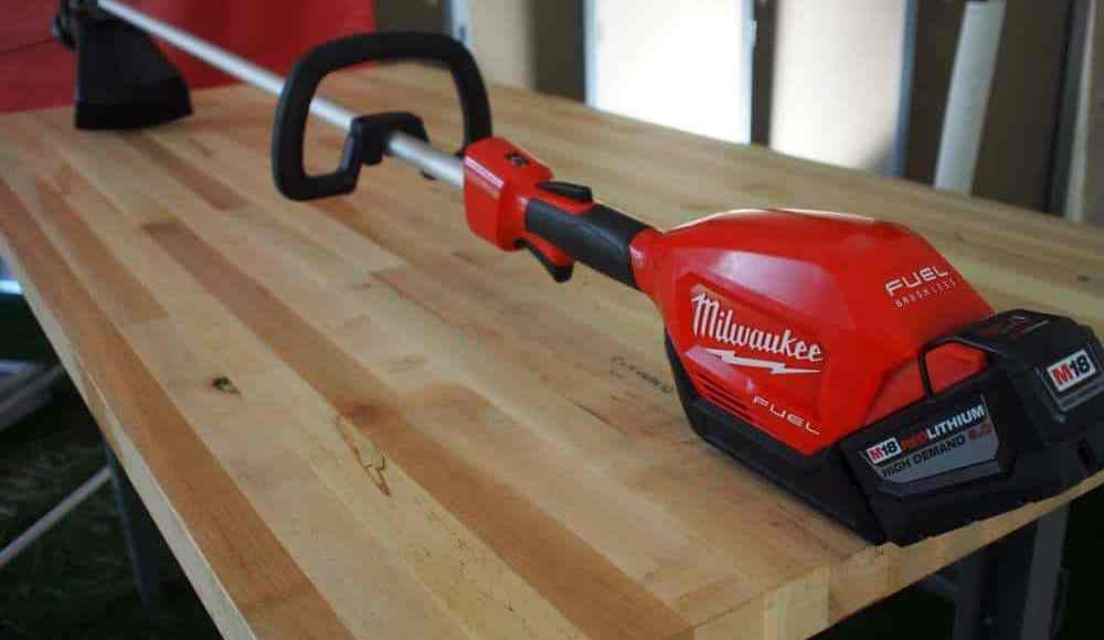Milwaukee Tool Now Does Outdoor Power Equipment