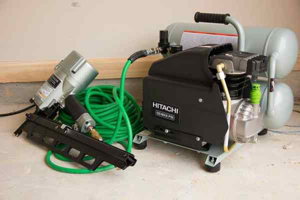 Hitachi Professional Twin Stack Air Compressor