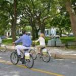 A New Way to Find Your Charleston Home – On a Bicycle!