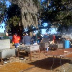 A Lowcountry Oyster Roast – Get shuckin'!