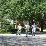In Charleston, SC, Realtors Show Properties By Bike :)