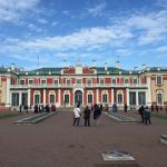Kadriorg Palace, get here by tram. But stop at Nop first.