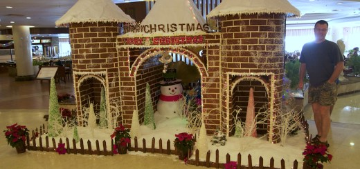 vinpearl gingerbread house1