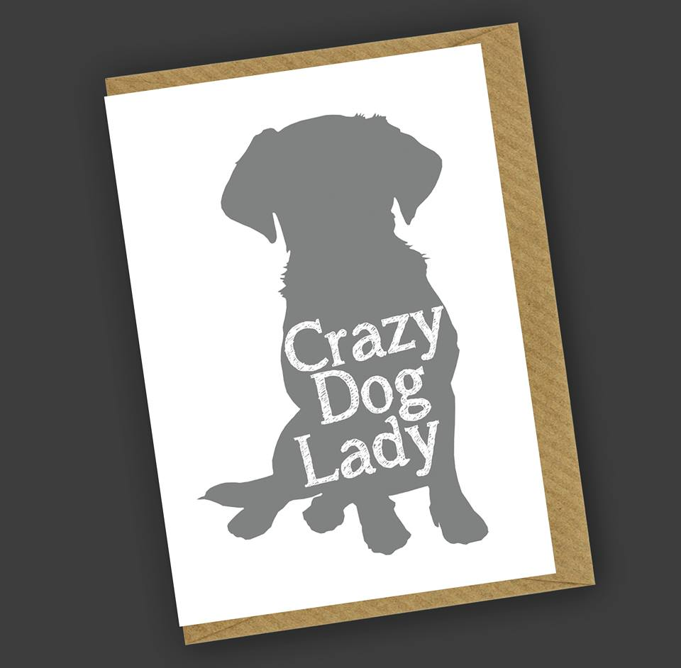 Fullsize Of Crazy Dog Lady