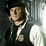 Tom Weston-Jones as Detective Kevin Corcoran in the BBC-AMerican Show Copper.