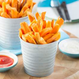 Sweet Potato Fries 9b