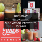 GIVEAWAY: Win A Voucher For The Juice Premium Worth £36
