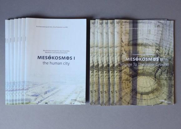 Mesokosmos II, Booklet, Charlotte Triebus