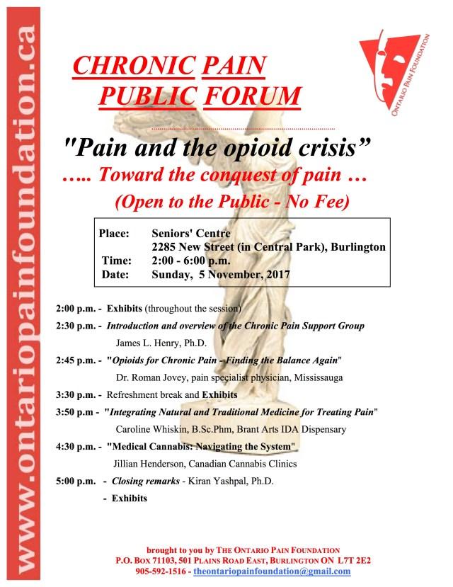 Public Forum flier 17