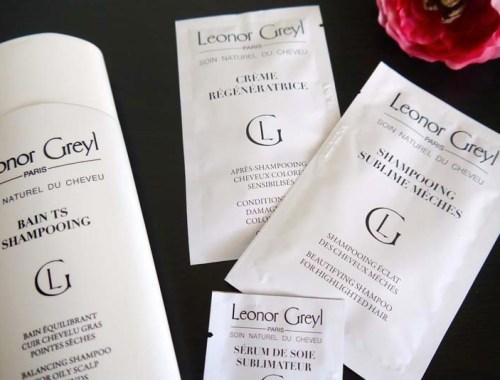 J'ai testé les produits Léonor Greyl - Photo à la Une - Charonbelli's blog beauté