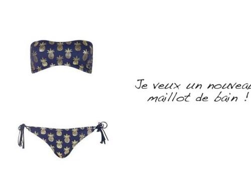 Je veux un nouveau maillot de bain - Photo à la Une - Charonbelli's blog mode