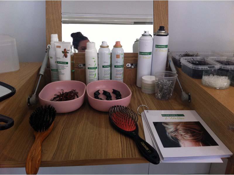 L'ouverture de l'atelier beauté Klorane (4) - Charonbelli's blog beauté