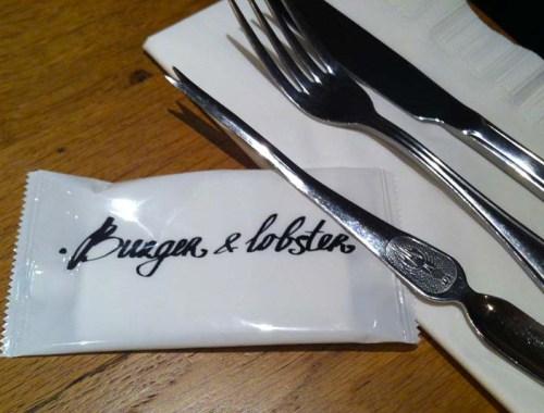 J'ai testé Burger & Lobster à Londres - Photo à la Une - Charonbelli's blog mode